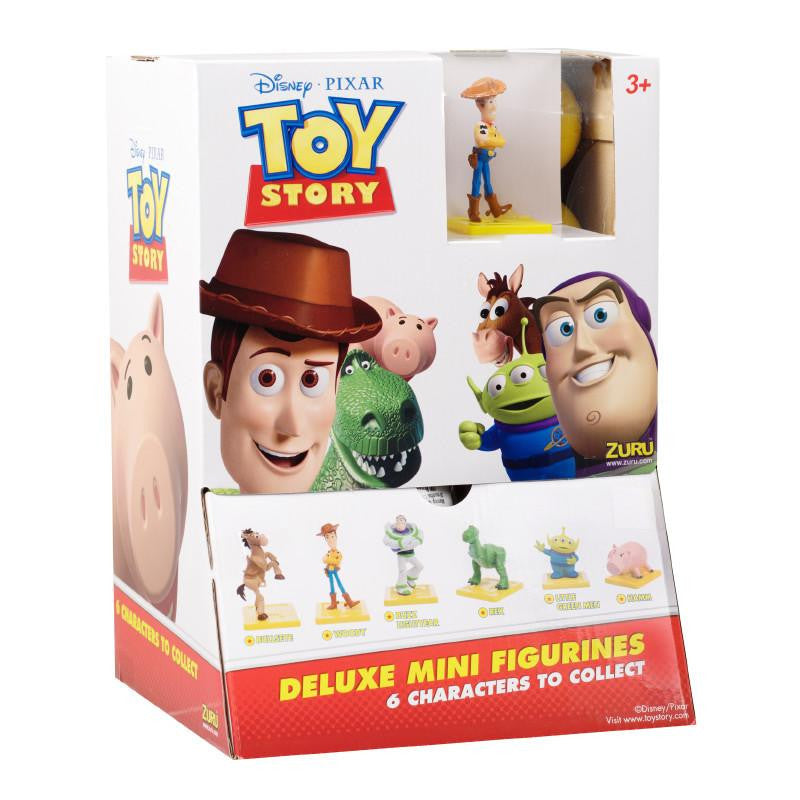 TOY STORY DELUXE MINI FIGURINE MYSTERY EGG