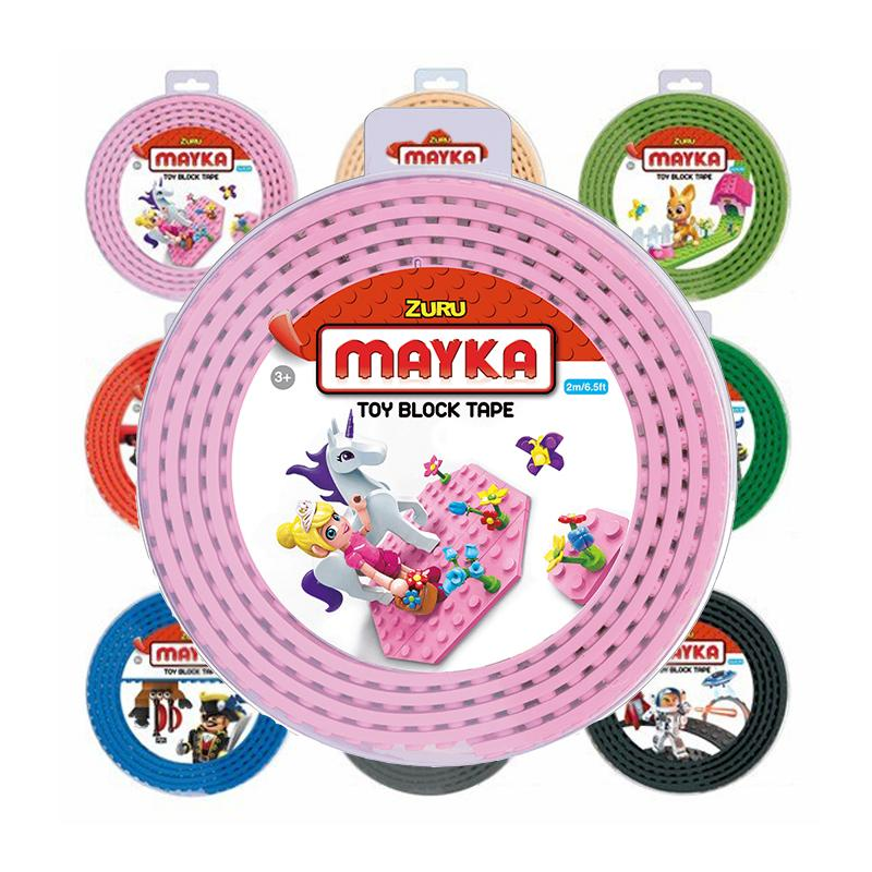 ZURU MAYKA TOY BLOCK TAPE 2M