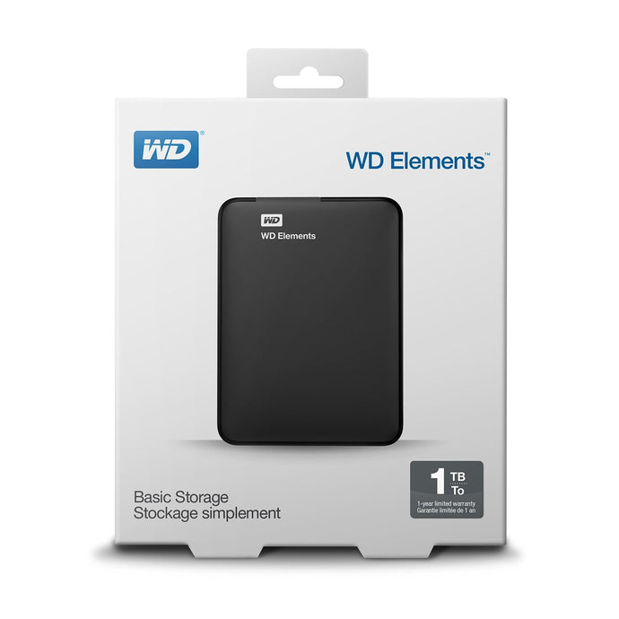 Western Digital 1TB Hard Drive