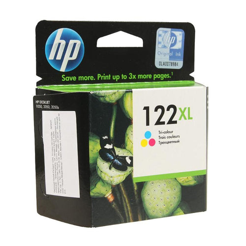 HP 122XL Colour