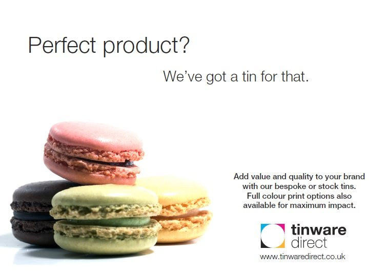 Tinware Direct Reveals New Brand Identity