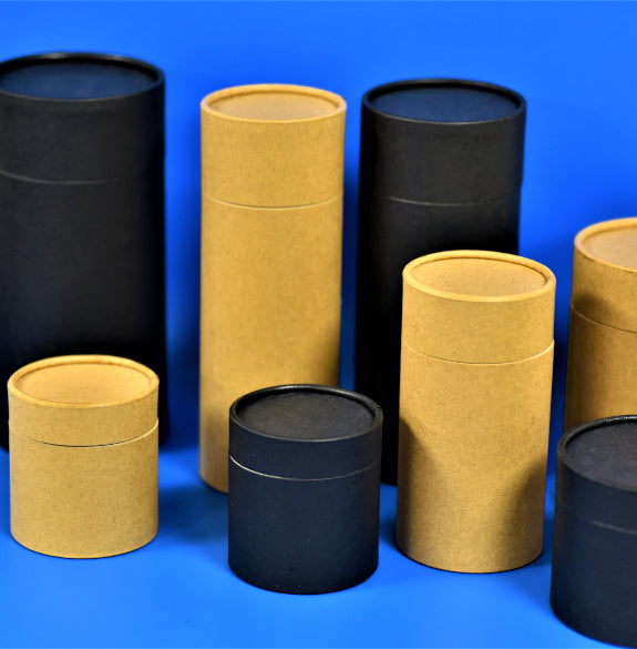 New Cardboard Tubes Launch On Millbarn Packaging
