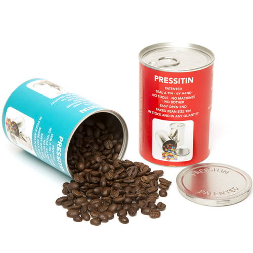 The Innovative and Patented Packaging Concept: PRESSITIN