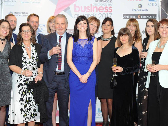 Tinware Direct Wins Business of the Year Award
