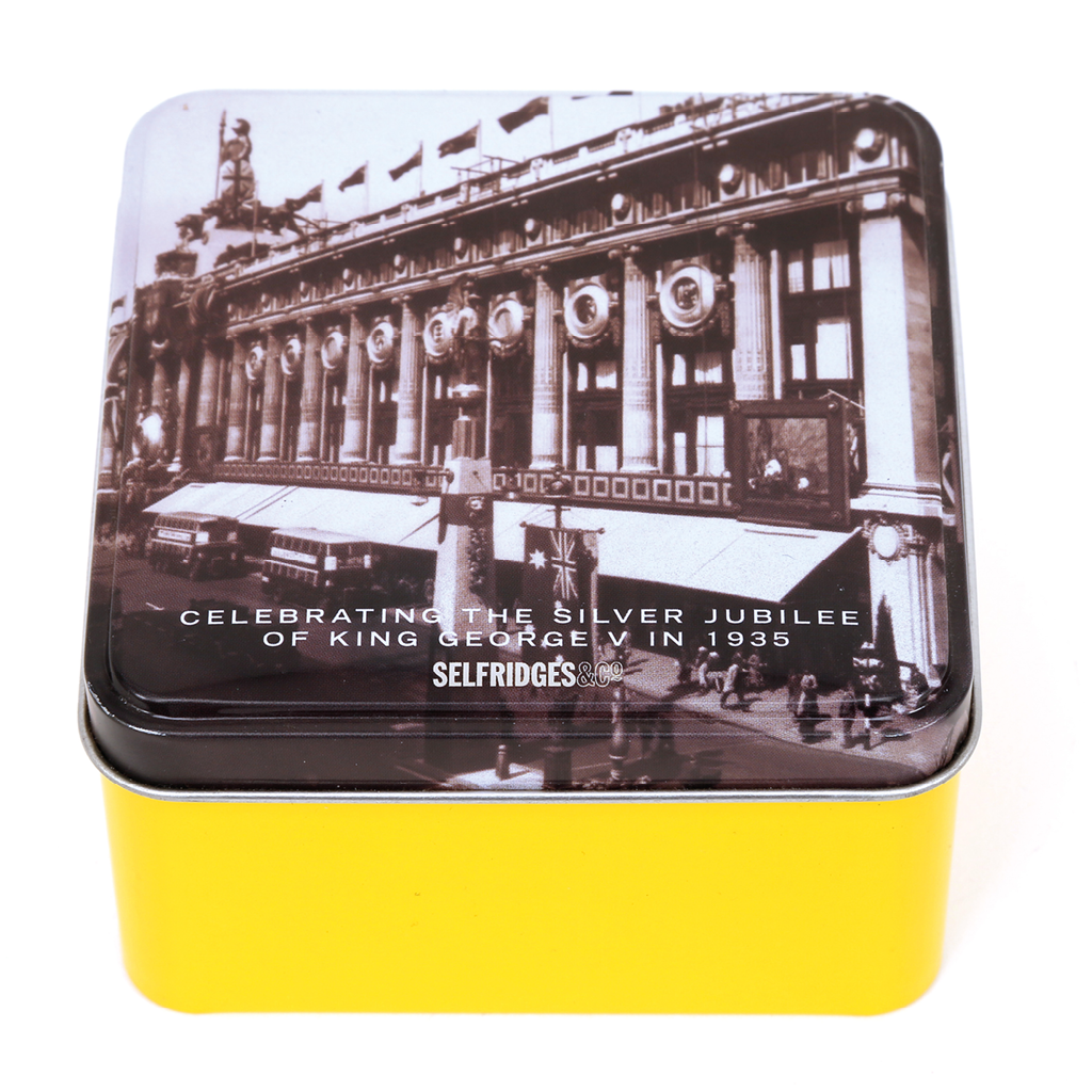 Photographic Printed Tin