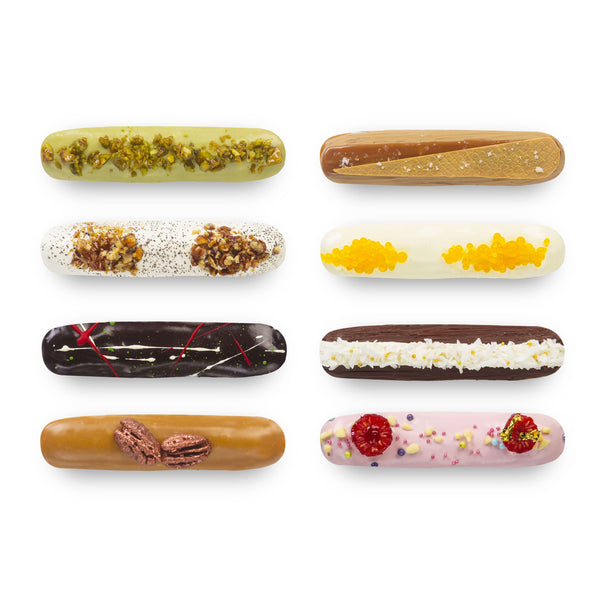 Box of 8 Eclairs