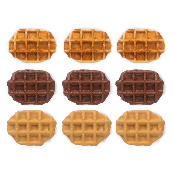 Box of 9 Waffles