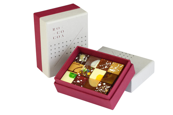 Box of 12 Hand-Painted Truffles