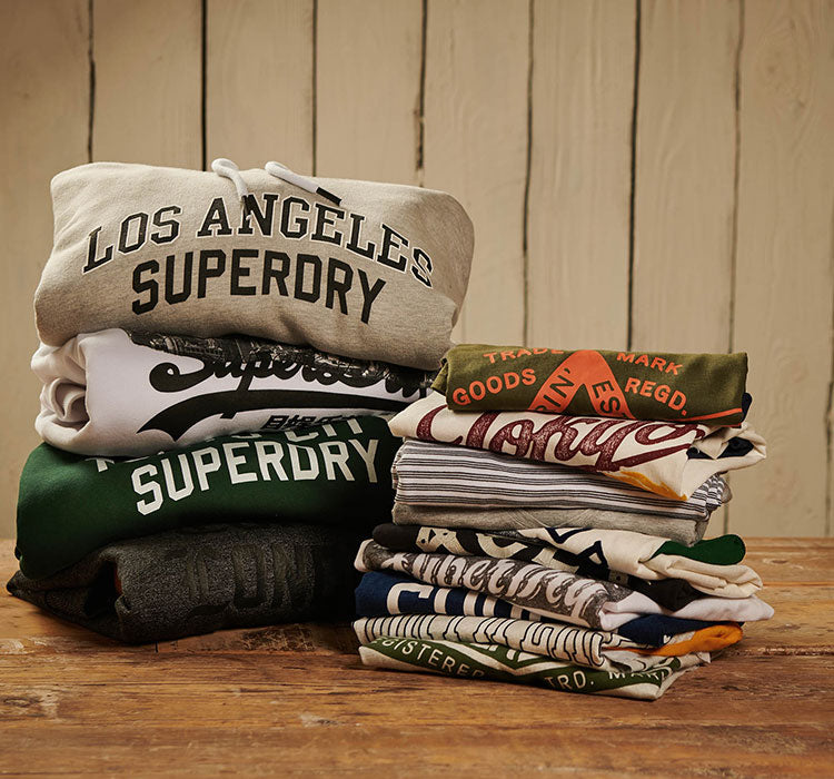 Shop Superdry Men and Womens