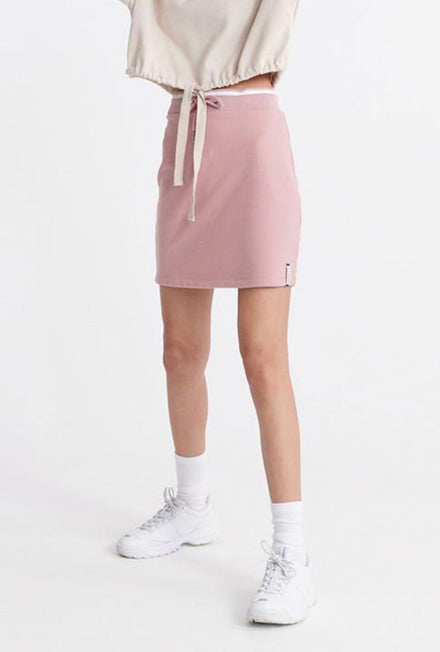 SUPERDRY SUMMER SWEAT SKIRT