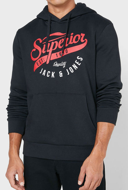 JACK AND JONES SWEAT  HOOD