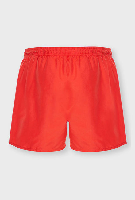 EMPORIO ARMANI EAGLE EMB  SWIM SHORTS