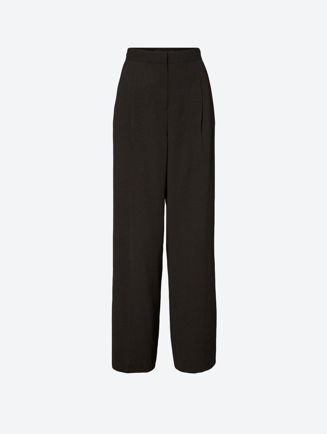 LANJULI LONG WIDE TROUSERS