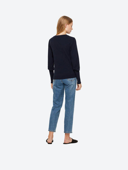 VERO MODA KARIS O NECK BLOUSE