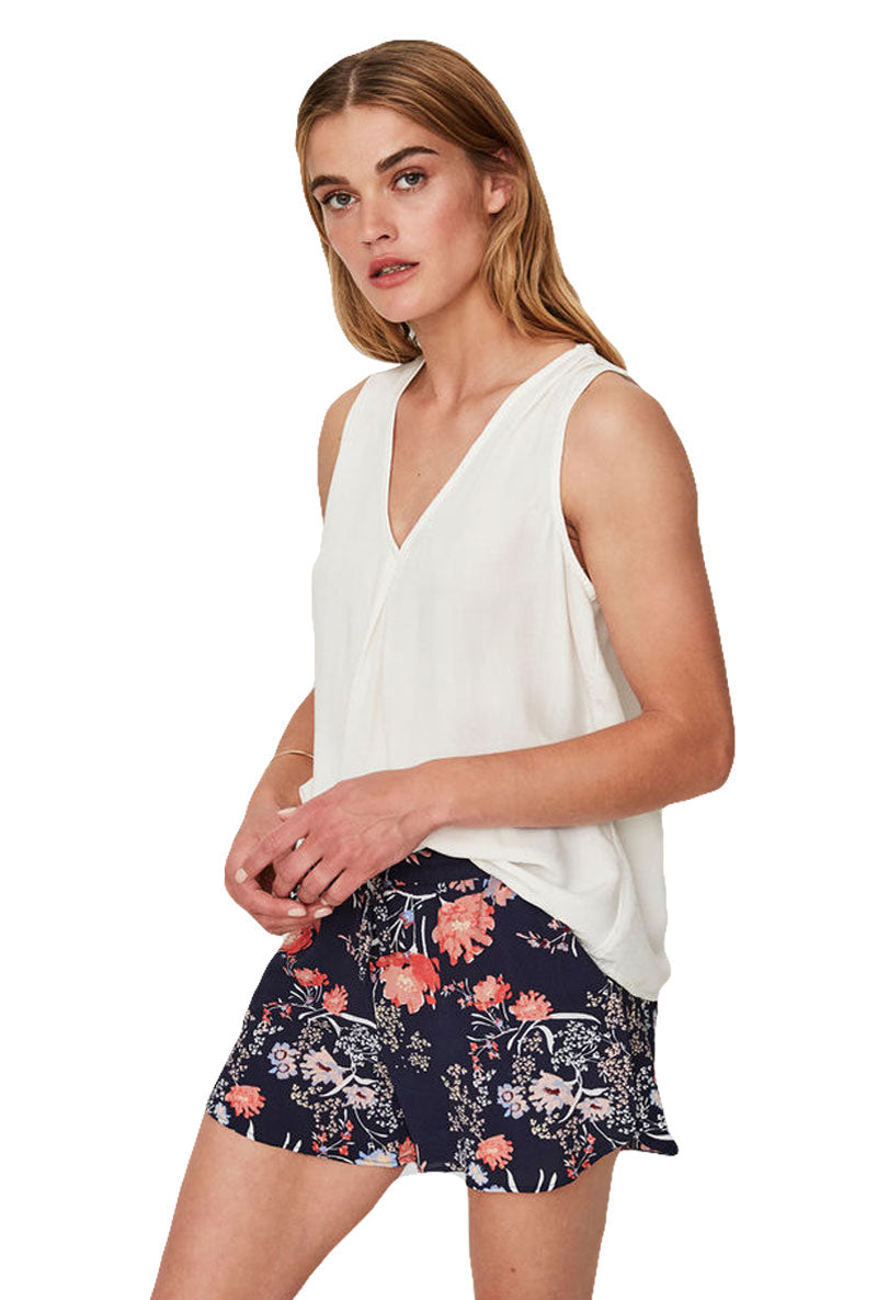 VERO MODA EVA V NECK TOP