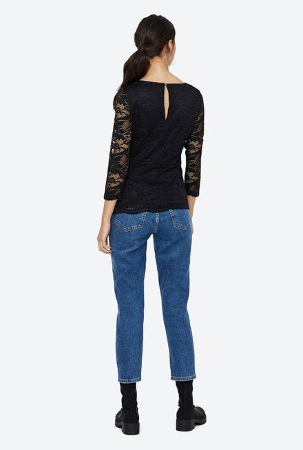 VERO MODA SANDRA LACE TOP
