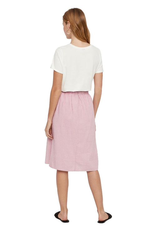 JANE CALF SKIRT