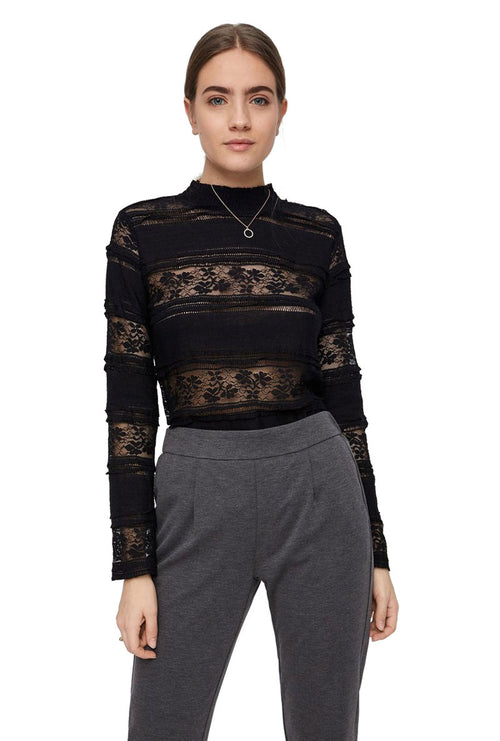 THEA LACE TOP-London Clothing Company ®