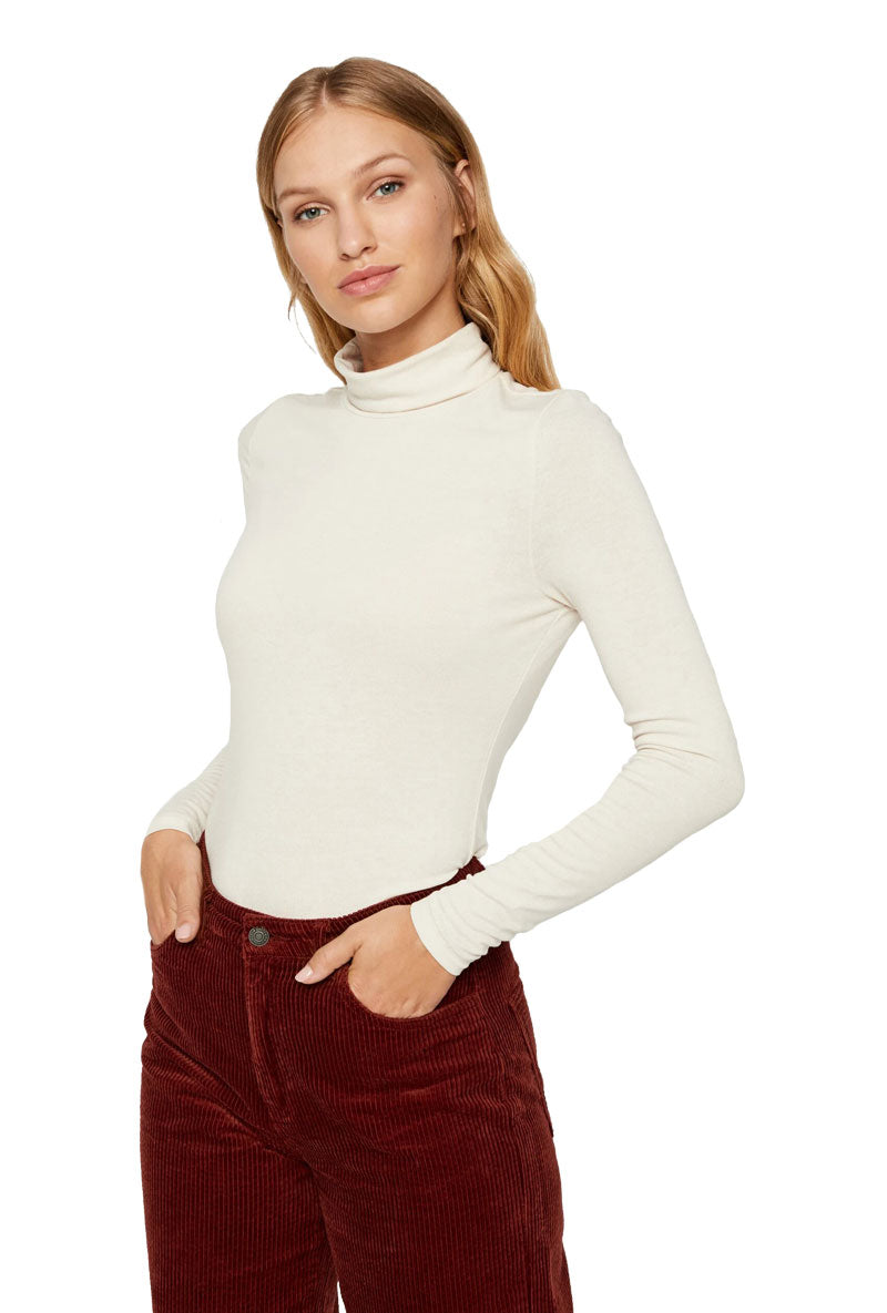 VERO MODA CARLA HIGHNECK TOP