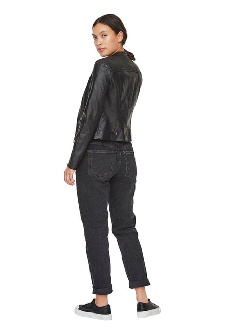 VERO MODA FAVO SHORT COATED JACKET