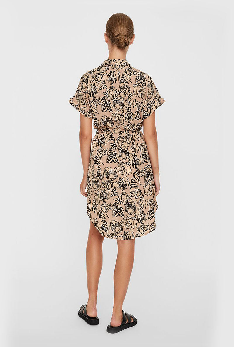 VERO MODA SASHA SHIRT DRESS