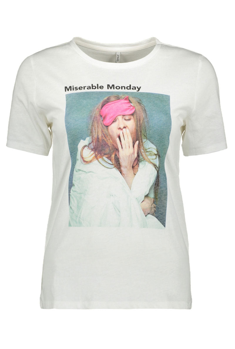 ONLY MISERABLE MONDAY TOP