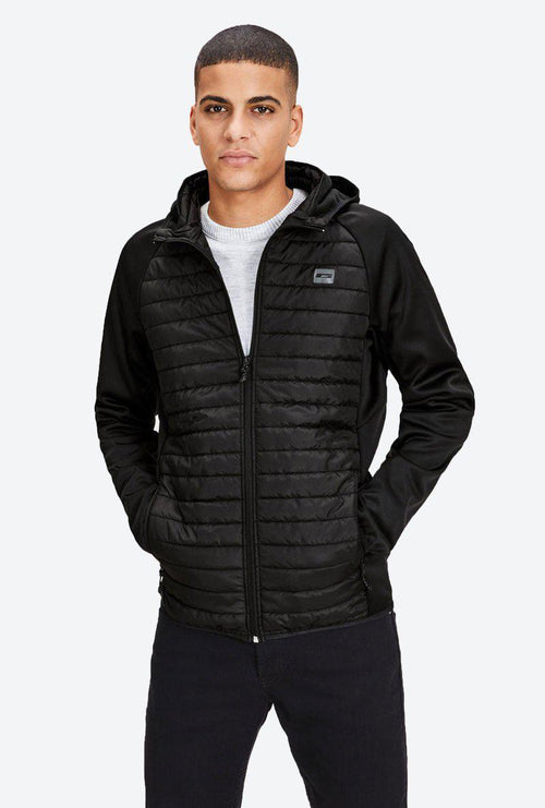 MULTI QUILTED JACKET-London Clothing Company ®