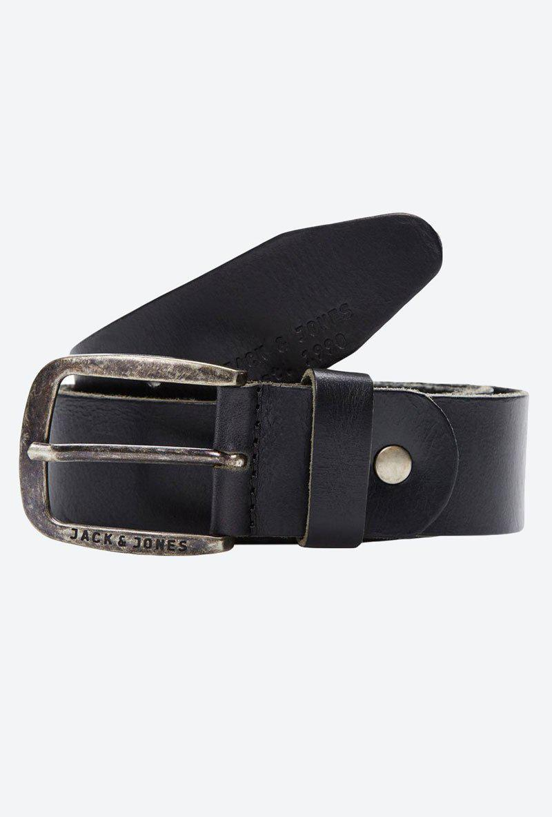 PAUL LEATHER BELT