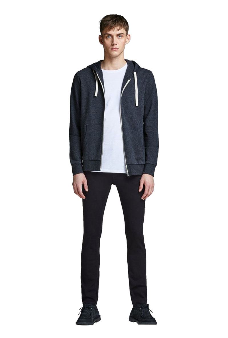 JACK AND JONES GLENN ORIGINAL BLACK DENIM