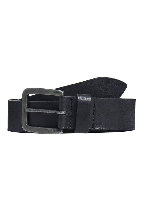 VICTOR LEATHER BELT