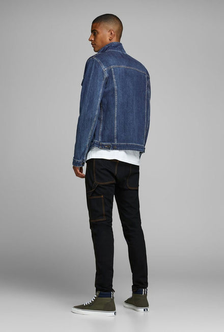 JACK AND JONES ALVIN DENIM JACKET