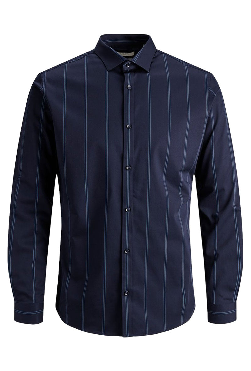 JACK AND JONES PARMA STRIPE SHIRT