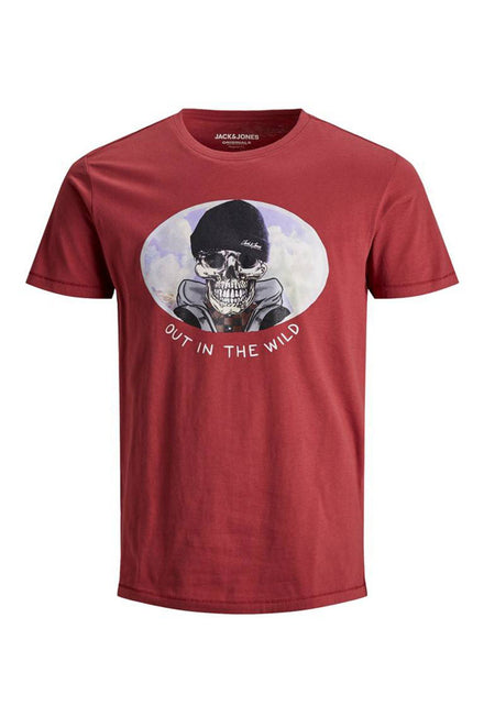 JACK AND JONES KOLL TEE
