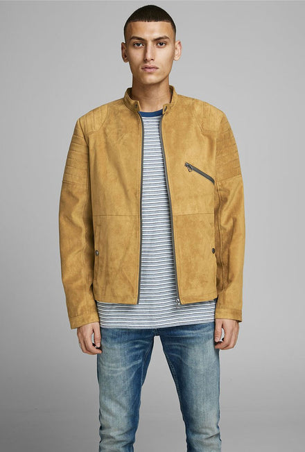 JACK AND JONES RICK BIKER JACKET