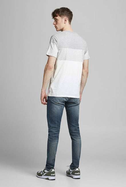 JACK AND JONES CONTRAST POCKET TEE
