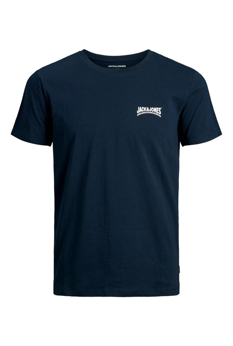 JACK AND JONES LOGO CHEST TSHIRT