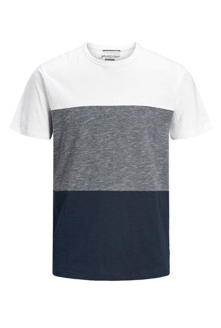 JACK AND JONES BLOCK TSHIRT