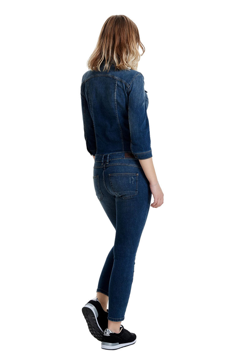 ONLY JULIA DENIM JUMPSUIT