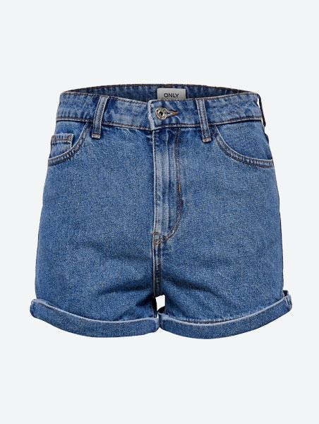 LINA DENIM SHORTS