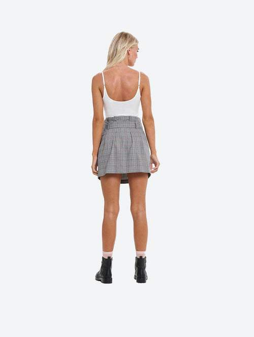 AMANDA PAPERBAG SKIRT-London Clothing Company ®