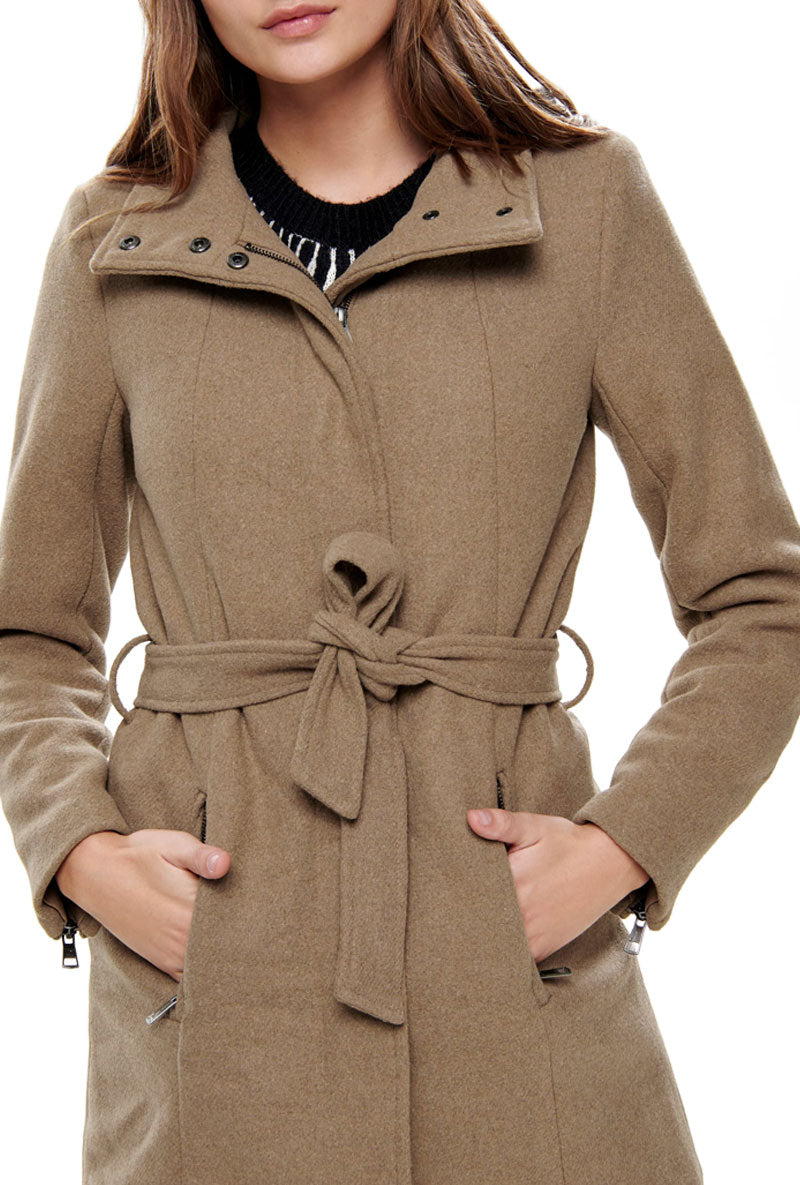 ONLY CHRISTIE RIANNA WOOL COAT