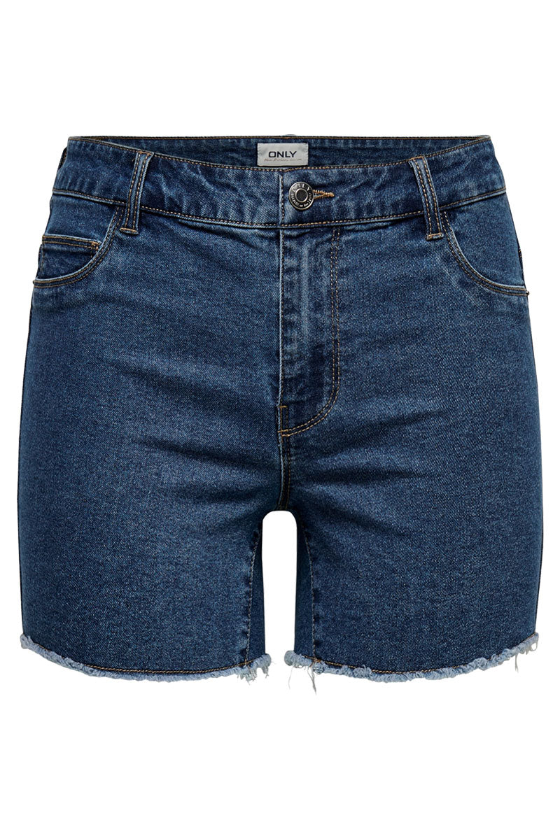 ONLY SUN REG DENIM SHORTS
