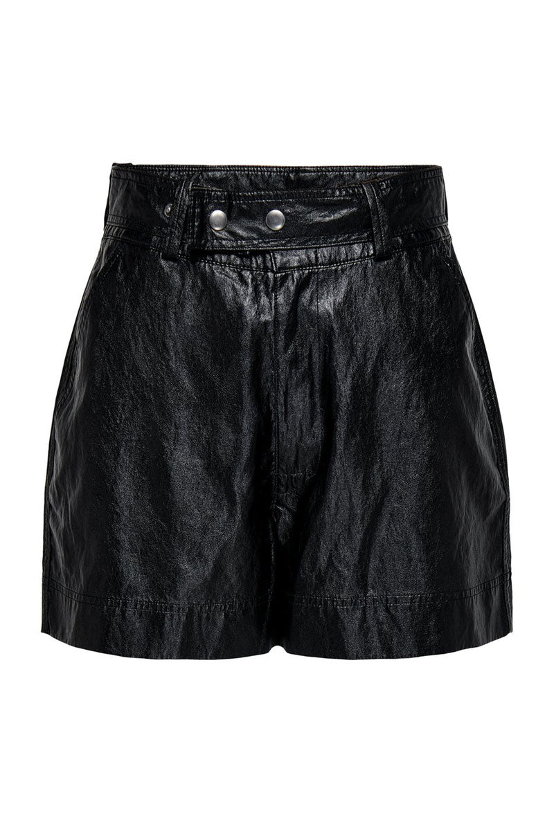 ONLY ROBIN MAJA PU SHORTS