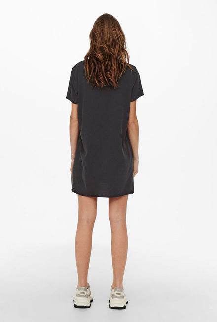 ONLY LUCY LOS ANGELES TSHIRT DRESS