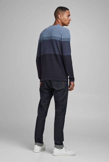 JACK AND JONES JEANS CREW NECK