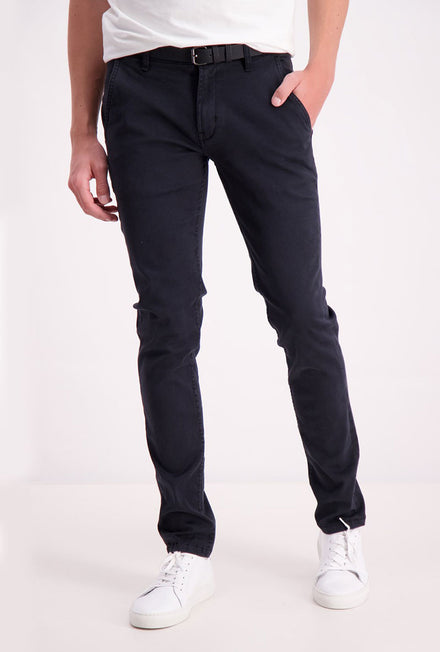 SHINE ORIGINAL LONG STRETCH CHINOS