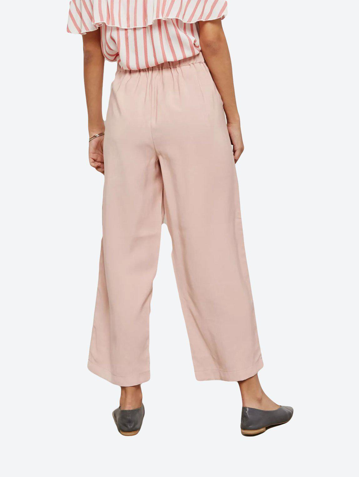 CORDELIA CROPPED PANT