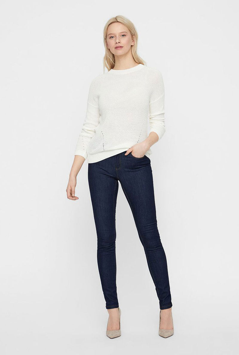 NOISY MAY SIAN O NECK KNIT