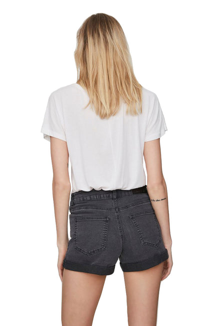 NOISY MAY LUCY DGREY FOLD SHORTS