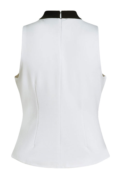 AX SLEEVE LESS TOP